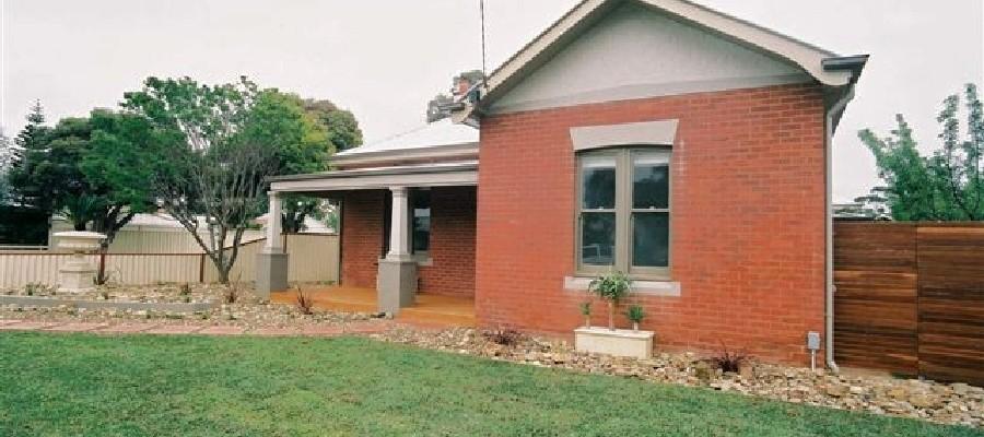 Oswald  St - Renovation
