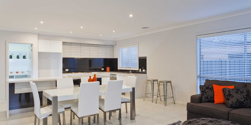 The Beaufort - Kitchen/Dining