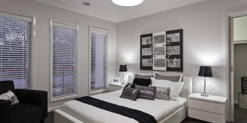 The Beaufort - Master Bedroom